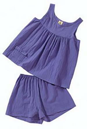 Shortie Pajama