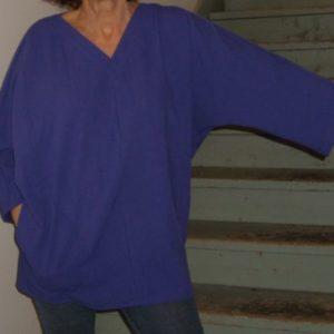 Poncho Shirt