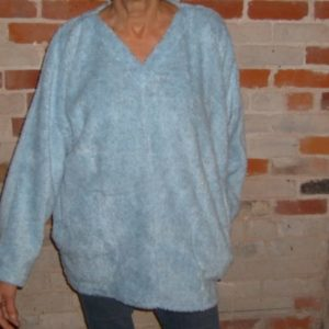 Poncho Shirt Long Sleeve